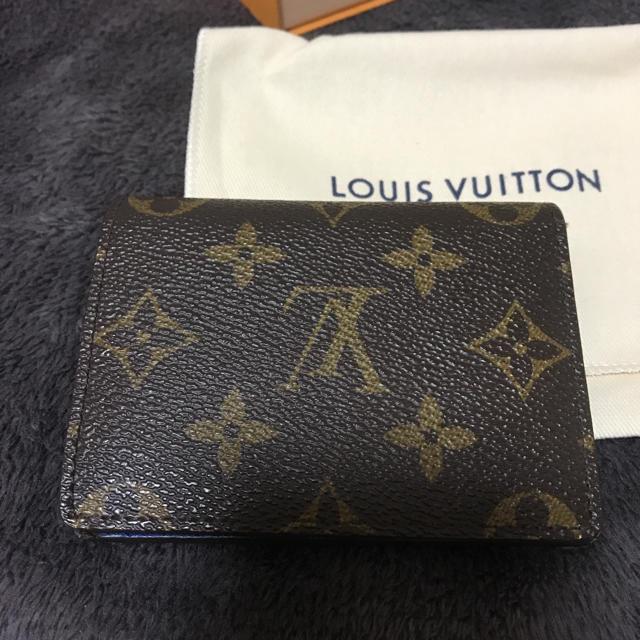LOUIS VUITTON(ルイヴィトン)のルイヴィトン モノグラム ポルトフォイユマリー 財布 レディースのファッション小物(財布)の商品写真