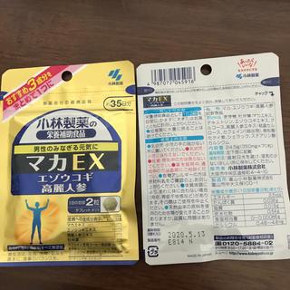 コバヤシセイヤク(小林製薬)の小林製薬 マカEX 2袋(その他)