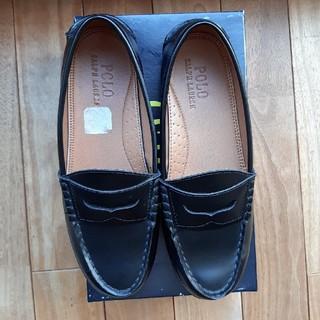 ポロラルフローレン(POLO RALPH LAUREN)のPOLO RALPH LAUREN 24センチローファー(ローファー/革靴)