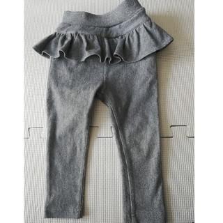 petit main - スカート付き パンツ