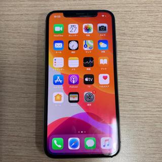 iPhone - iPhoneX 256GB 23270
