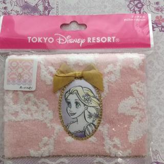 Disney - ディズニー ラプンツェル ミニタオル パークグッズ 未開封新品