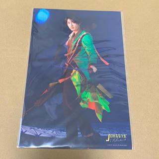 ジャニーズジュニア(ジャニーズJr.)の7 MEN 侍 本髙克樹 ステージフォト(男性タレント)