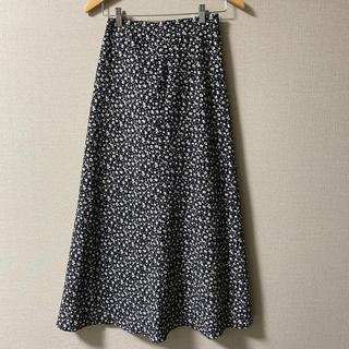 ローリーズファーム(LOWRYS FARM)の花柄スカート(ロングスカート)