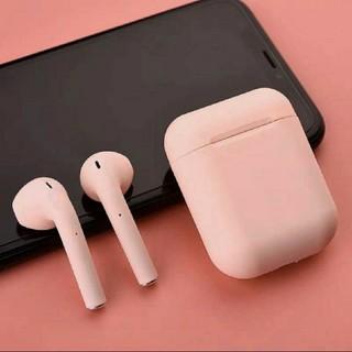 2020年モデル ワイヤレス イヤホン ピンク Bluetooth