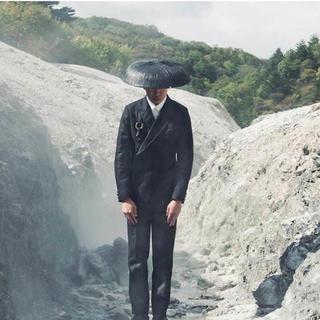 SOSHIOTSUKI Kesa Breasted Suits