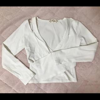 ベイビーシュープ(baby shoop)のトップス(Tシャツ(長袖/七分))