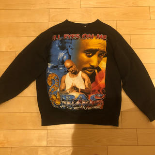 FEAR OF GOD - 2pac all eyes on me vintage スウェット