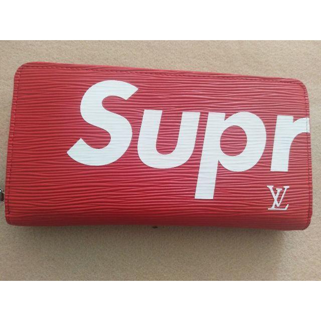 シュプリーム × ナイキ エアフォース1 ロウ 白 メンズの靴/シューズ(スニーカー)の商品写真
