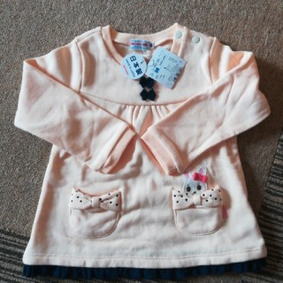 mikihouse - mikihouse 90 トップス