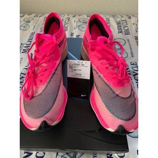 ナイキ(NIKE)の【即購入可】新品 Nike Zoomx Vaporfly Next% 27.5(スニーカー)