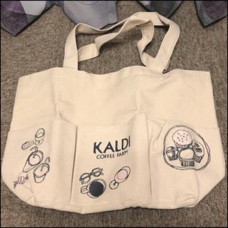 KALDI - カルディ イラスト ベジバッグ
