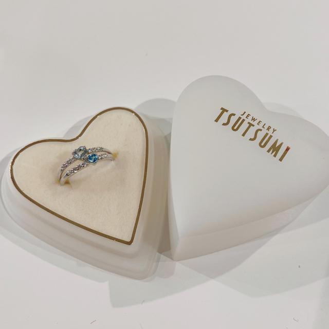 JEWELRY TSUTSUMI(ジュエリーツツミ)のTSUTSUMIリング 9号 レディースのアクセサリー(リング(指輪))の商品写真
