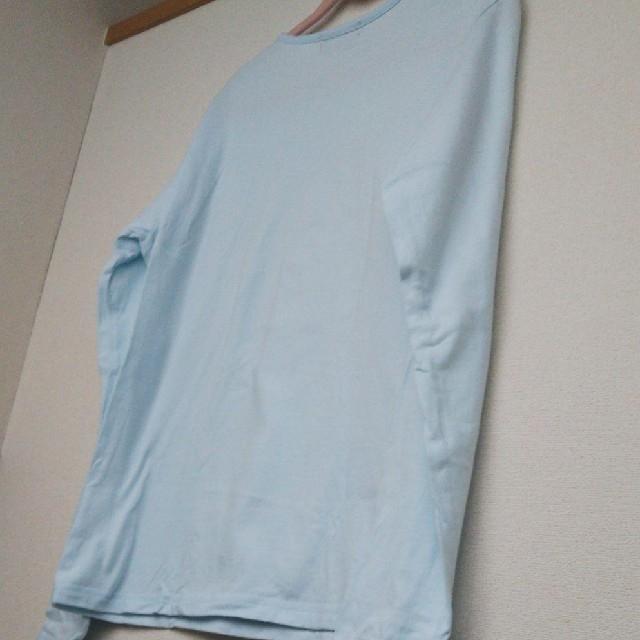 pom ponette(ポンポネット)の【美品】ポンポネット*長袖カットソー*165㎝ キッズ/ベビー/マタニティのキッズ服女の子用(90cm~)(Tシャツ/カットソー)の商品写真