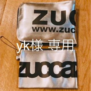 ZUCCa - ZUCCa ポケッタブルバッグ&メタリックポーチ 付録