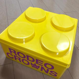 ロデオクラウンズワイドボウル(RODEO CROWNS WIDE BOWL)のロデオクラウンズ ブロック形 プラケース(その他)