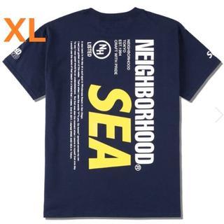 ネイバーフッド(NEIGHBORHOOD)の新品未開封 未使用 NHWDS / C-TEE . SS / NAVY(Tシャツ/カットソー(半袖/袖なし))