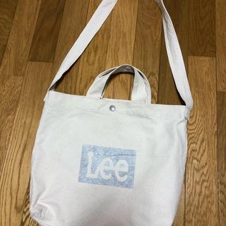 Lee - ショルダーバッグ  布製