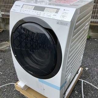 Panasonic - パナソニック NA-VX800AL-W ドラム式洗濯乾燥機 VXシリーズ