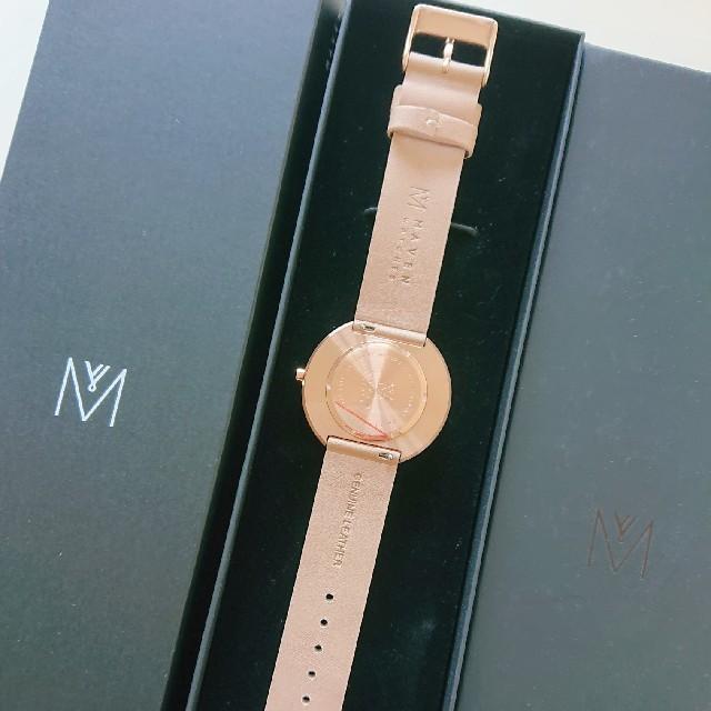 BEAUTY&YOUTH UNITED ARROWS(ビューティアンドユースユナイテッドアローズ)のmaven watches   腕時計  ユナイテッドアローズ メンズの時計(腕時計(デジタル))の商品写真