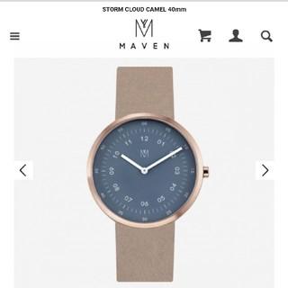 ビューティアンドユースユナイテッドアローズ(BEAUTY&YOUTH UNITED ARROWS)のmaven watches   腕時計  ユナイテッドアローズ(腕時計(デジタル))