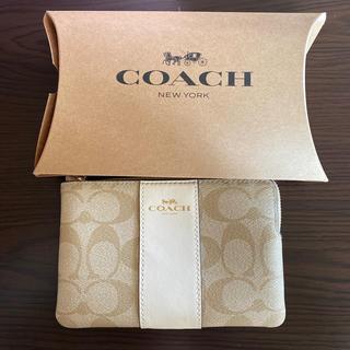 コーチ(COACH)のCOACH★財布カードケース(名刺入れ/定期入れ)