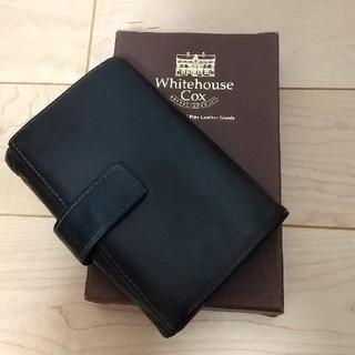 ホワイトハウスコックス(WHITEHOUSE COX)のWhitehouse Cox 財布 マルチパーパス ハバナ(折り財布)