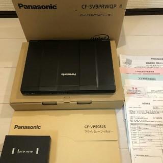 Panasonic - 新品・未使用・SSD3TB★レッツノート「SV9」2020年春限定モデル/メモリ