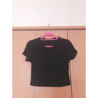 ZARA - ZARA 黒ティシャツ