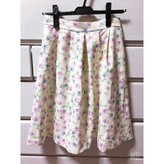 クチュールブローチ(Couture Brooch)のスカート 膝丈 春(ひざ丈スカート)
