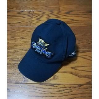ホッカイドウニホンハムファイターズ(北海道日本ハムファイターズ)の実使用 日本ハムファイターズ 帽子 キャップ(スポーツ選手)