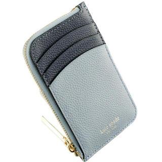 kate spade new york - ケイトスペード カードケース 小銭入れ 新品 ブルー お買い得♡