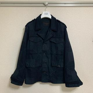 アンダーカバー(UNDERCOVER)のundercover scab giz jacket(ミリタリージャケット)