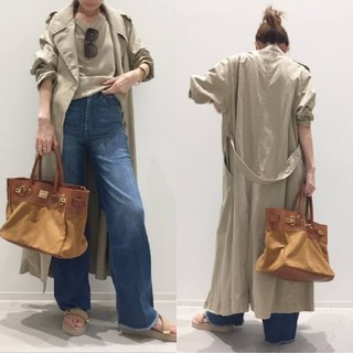 L'Appartement DEUXIEME CLASSE - L'Appartement Oversize Trench コート