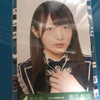 ケヤキザカフォーティーシックス(欅坂46(けやき坂46))の渡辺梨加生写真(アイドルグッズ)