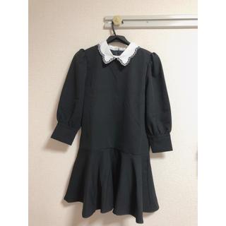 evelyn - アンミール 襟付きワンピース