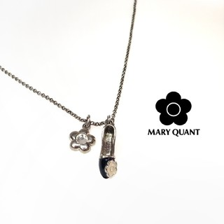 MARY QUANT - マリークワント ハイヒール ネックレス