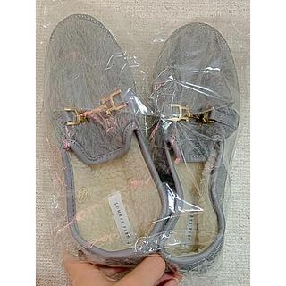 ローリーズファーム(LOWRYS FARM)のLOWRYSFARM 新品未使用品!(ローファー/革靴)