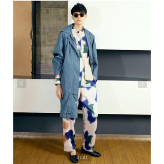 BEAUTY&YOUTH UNITED ARROWS - 半額以下*beauty&youth ペイント風セットアップ