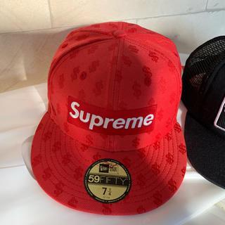 シュプリーム(Supreme)のSupreme new Era キャップ ニューエラ シュプリーム 帽子(キャップ)