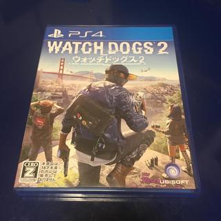 PlayStation4 - ウォッチドッグス2