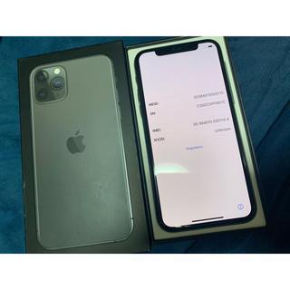 iPhone - 【今だけ値下げ】国内版SIMフリーiPhone 11 Pro 512GB