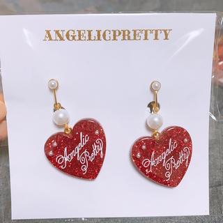 アンジェリックプリティー(Angelic Pretty)のangelic pretty イヤリング(イヤリング)