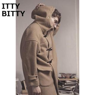 イッティービッティー(ITTY BITTY)のitty-bitty ダッフルコート イッティビッティ itty bitty(ダッフルコート)