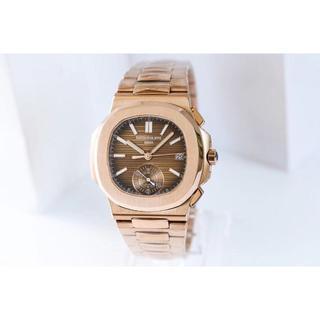 PATEK PHILIPPE - PATEK PHILIPPEパテックフィリップ ノーチラス 最高級腕時計