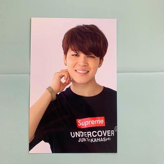 防弾少年団(BTS) - BTS♡UNDERCOVER MISSION 公式フォトカード ジミン♡