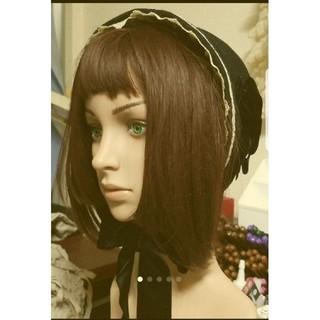 ヴィクトリアンメイデン(Victorian maiden)の◼️シュエット◼️美品(ハット)