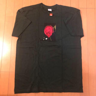 シュプリーム(Supreme)のSupreme × Araki Rose Tee box logo(Tシャツ/カットソー(半袖/袖なし))