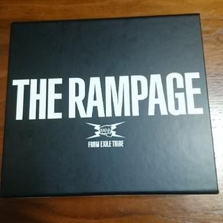 the rampage 1st アルバム 2CD+2DVD 超豪華盤