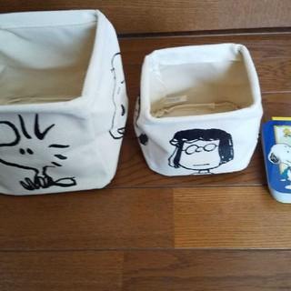 スヌーピー(SNOOPY)のスヌーピーのbox(ケース/ボックス)